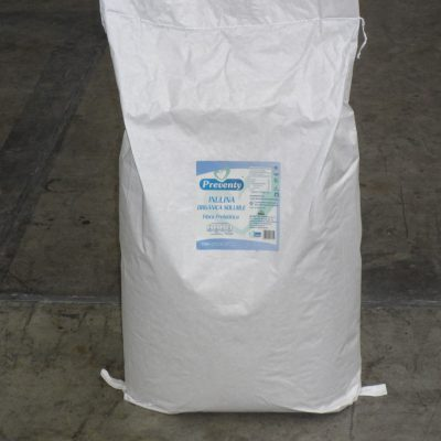 25-kg sack of inulin