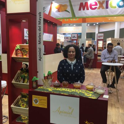 Biofach fair in Germany