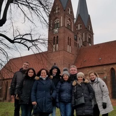Apimiel GmbH Team in Berlin