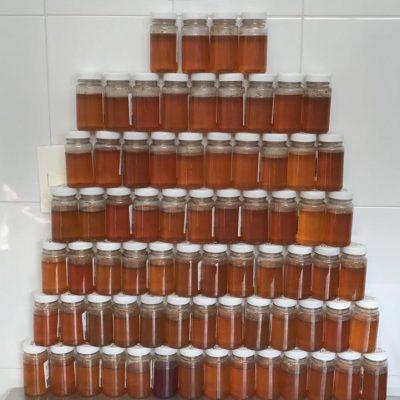 Vielfältige Honigmuster