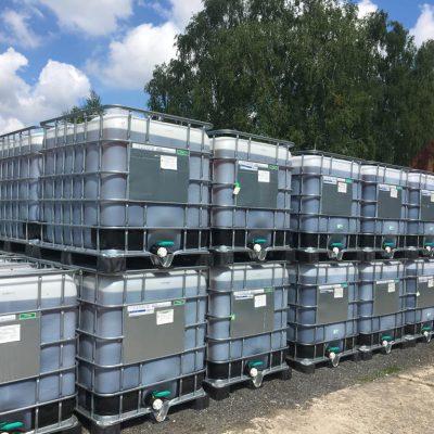 IBC's, propios para el transporte de alimentos